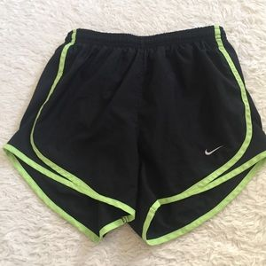 Nike Black gym shorts